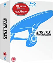 Star Trek: Stardate Collection - The Movies 1-10 (Remastered) [Blu-ray] [1979] [Region Free]