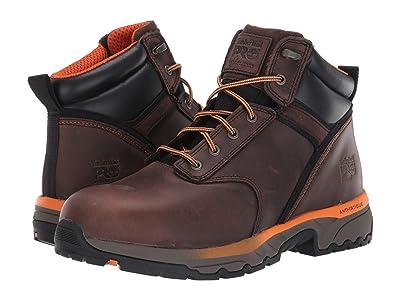 Timberland PRO 6 Jigsaw Steel Toe (Brown 1) Men