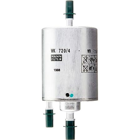 Original Mann Filter Kraftstofffilter Wk 720 4 Für Pkw Auto