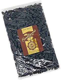 Gustaf's Premium Sugar Free Black Licorice Bears - 2.2 Lb. Bag