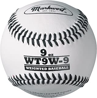 Markwort Lite Weight and Weighted Leather Baseball