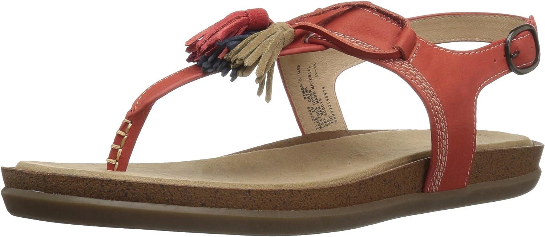 G.H. Bass & Co. Womens Sadie Wedge Sandal