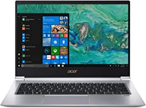 "Acer Swift 3 SF314-55G-78U1 Laptop, 8th Gen Intel Core i7-8565U, NVIDIA GeForce MX150, 14"" Full HD, 8GB DDR4, 256GB PCIe S..."