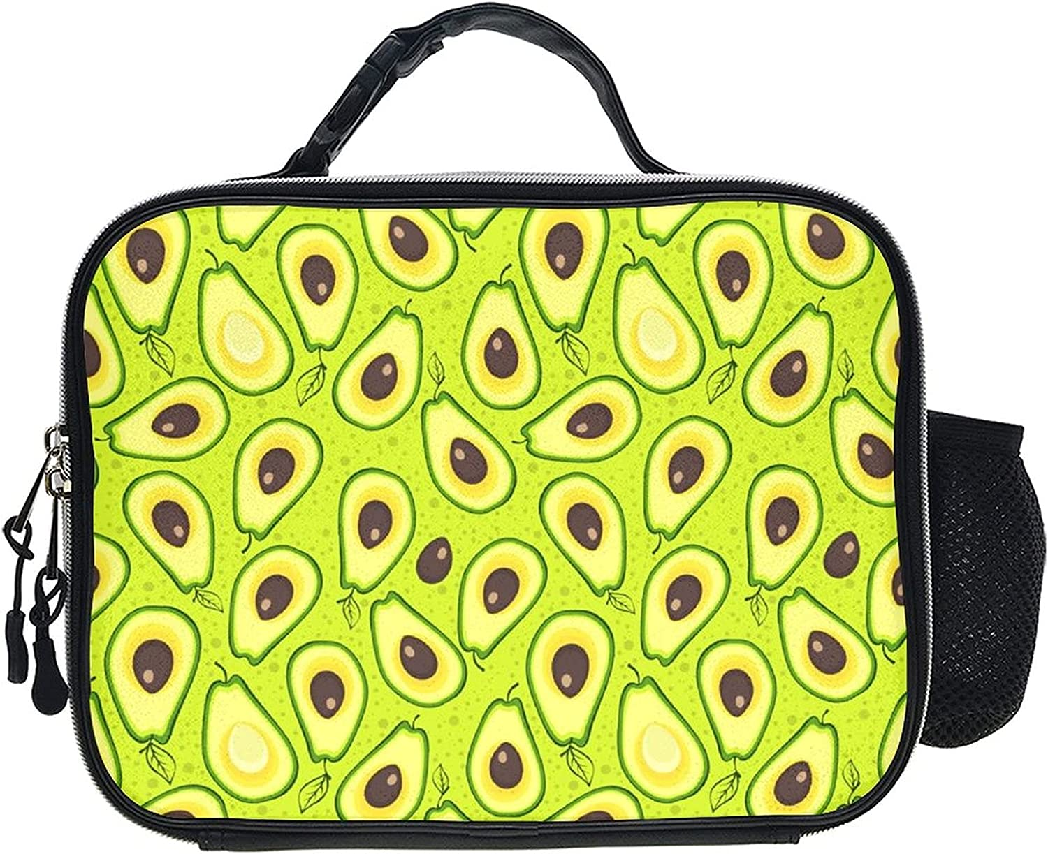Unisex Girls/Boys Lunch Box Lunchbag Can Hang Backpack Reusable Tote Bag