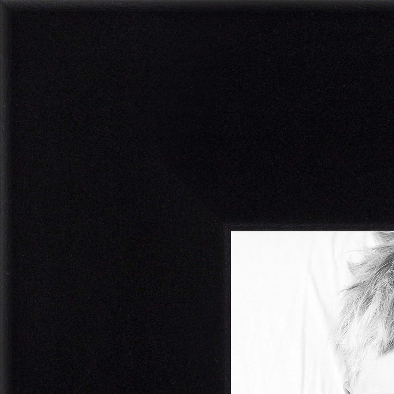 ArtToFrames 5x37 Inch Black Picture 1.125
