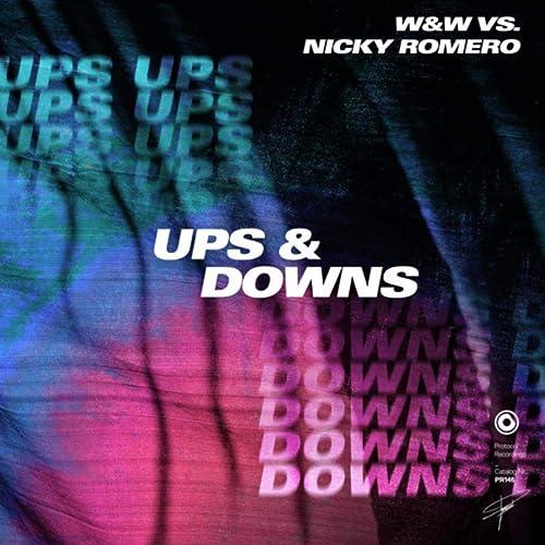 Ups & Downs de W&W & Nicky Romero en Amazon Music - Amazon.es