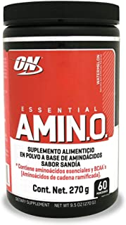 Optimum Nutrition Amino Energy, Watermelon, - 30 Servings 9.5 oz (270gm)