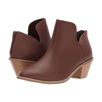 Rocket Dog Bomer (Dark Brown Smooth) Women
