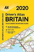 Big Road Atlas Britain 2020 (AA Big Road Atlas Britain)
