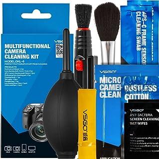 UES DKL Camera Cleaning Kit 2 Swabs