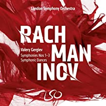 Rachmaninov: Symphonies Nos.1-3 Symphonic Dances