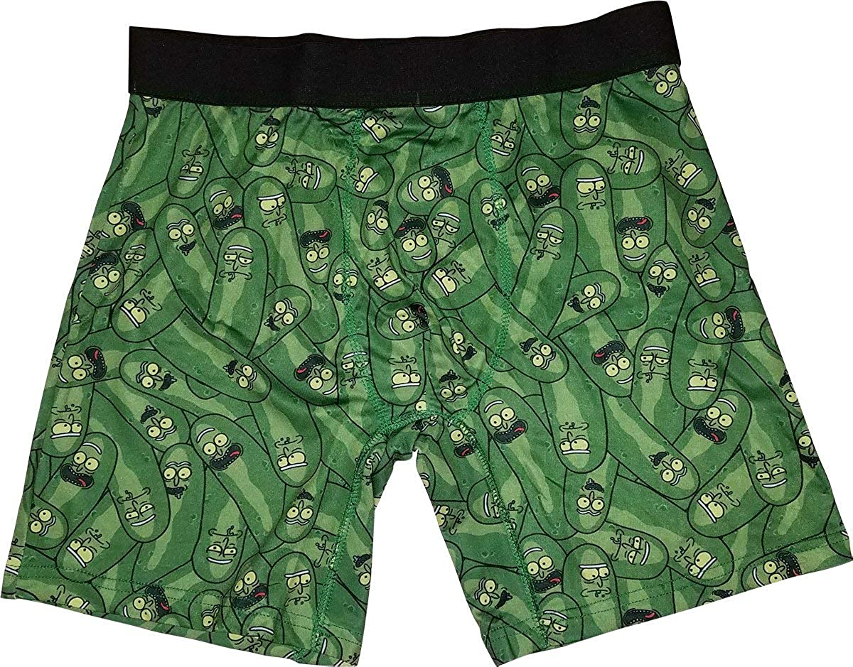 RICK AND MORTY Pickle Rick Boxers