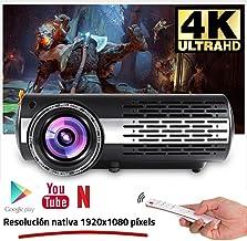 Seelumen 6500 Lúmenes Proyector Full HD 1080P (1920 x 1080
