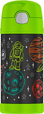Thermos FUNtainer Insulated Drink Bottle, Astronaut, F4019AU6AUS