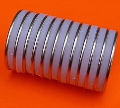 12Pc Super Strong N52 Rare Earth Neodymium Magnet 1.26