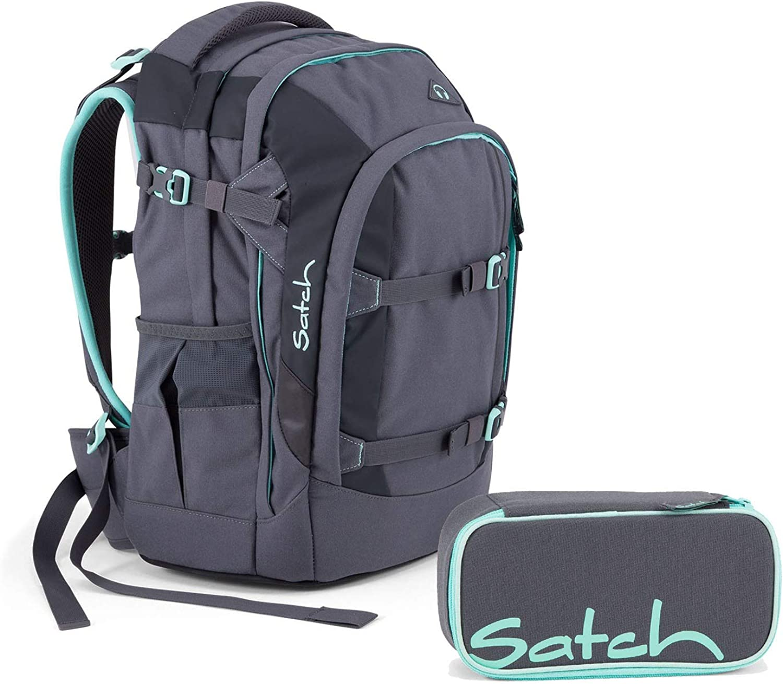Satch Pack Pack Pack Mint Phantom Schulrucksack Set 2tlg. B07K8RB72F   Der Schatz des Kindes, unser Glück  447635