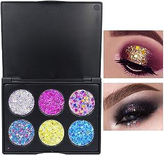 HoSayLike Sombra De Ojos Shimmer Glitter Powder Palette Sombra De Ojos Maquillaje CosméTico Sombras De Ojos Profesionales