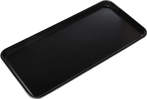 "new arrival Cambro online sale 918MT110 Black 9"" x 18"" online Market Tray online"