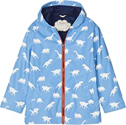 Color Changing Silhouette Dinos Splash Jacket (Toddler/Little Kids/Big Kids)