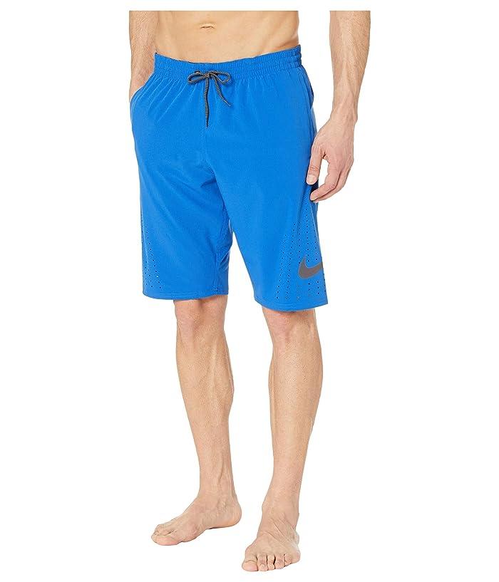 Nike  11 Onyx Flash Breaker Volley Shorts (Game Royal) Mens Swimwear