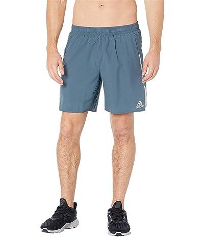 adidas Saturday 7 Shorts (Legacy Blue) Men