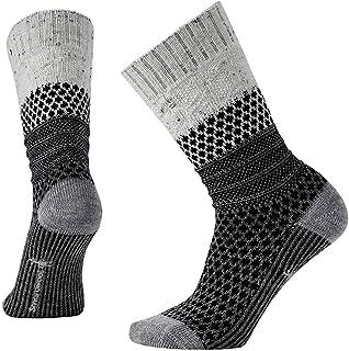 Smartwool PhD Outdoor Light Crew Socks - Women's Popcorn Cable Wool Performance Sock