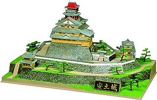 童友社 1/360 日本の名城 DXシリーズ 安土城 プラモデル DX6