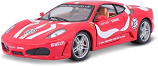 Bburago 18-26009 Ferrari F430 Fiorano Model Car in Scale 1:24 Red
