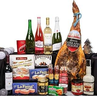 Cestas de navidad Gourmet - Lote 4