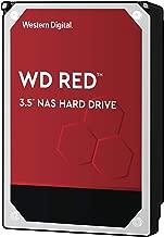 WD Red 8TB NAS Internal Hard Drive - 5400 RPM Class, SATA 6 Gb/s, 256 MB Cache, 3.5