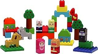 ブロックラボ アンパンマン はじめてのブロックバケツL(ファーストブロックシリーズ)