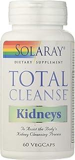 Solaray Total Cleanse Kidneys   Riñones   60 Cápsulas