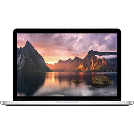 Apple MacBook Pro MD101LL/A 13.3-inch Laptop (2.5Ghz, 4GB RAM, 500GB HD) (Reacondicionado)