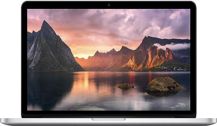 Macbook pro ricondizionato apple md101ll/a - computer portatile da 13 3inch (2 5 ghz 4 gb ram 500 gb hd)