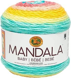 Lion Brand Yarn Mandala Baby-honeydukes