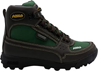 Mens Skyriser/Sunrise/Supremacy/Welt High Hiker Boot,Brown/Green/Skyriser