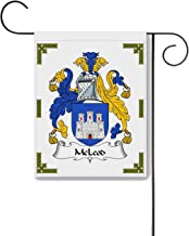 Carpe Diem Designs McLeod Coat of Arms/McLeod Family Crest 11 X 15 Garden Flag – Made in The U.S.A.