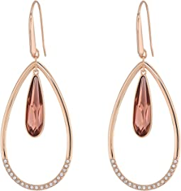 Lisanne Hoop Pierced Earrings
