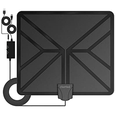 [2019 Upgraded] Amplified HD Digital TV Antenna...