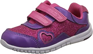 Clarks Girl's Leather First Walking Shoes