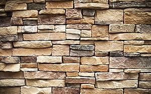 ورق حائط كوتد ارتفاع 3.2 متر و عرض 3.2 متر من دبليو هوم ثرى دى