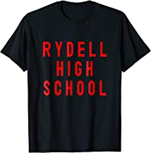 Grease Movie Themed T-shirt | Rydell High School T-shirt