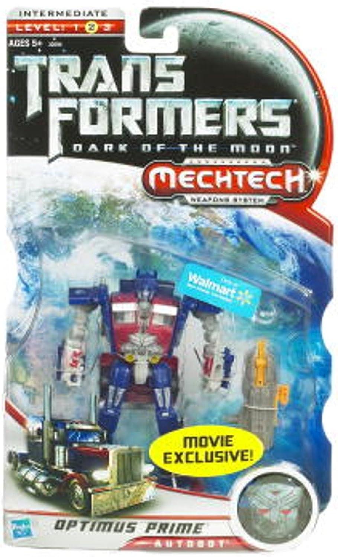 Transformers Dark Of The Moon Exclusive Deluxe Optimus Prime (U.S. Version)