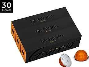 Nespresso VertuoLine Coffee, Giornio, 30 Capsules