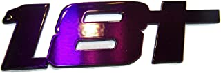 1.8t Custom Stainless Steel Emblem Golf Jetta Beetle A4 A6 Badge (Lollypop Purple)