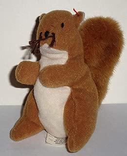 Nuts the Squirrel - McDonald's Ty Teenie Beanie MIP - 1999 #08
