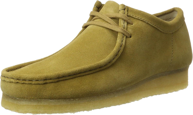 Clarks Originals Originals Originals män Brillow 65533;65533;s Wallabee Lace -Up skor  med 60% rabatt rabatt
