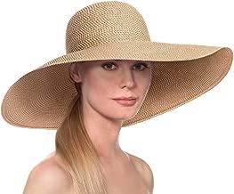 Eric Javits Luxury Women's Designer Headwear Hat - Floppy