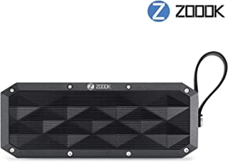 (Renewed) Zoook Rocker Armor XL (30W) Bluetooth Speaker with Twin Bass Radiators and 4400 mah Battery (Black)