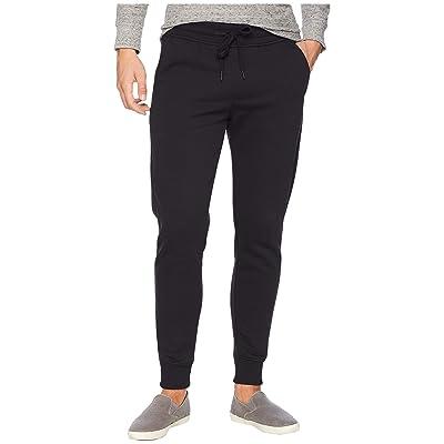 Calvin Klein Jeans Institutional Logo Sweatpants (Black) Men